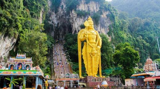 السياحة فى ماليزيا