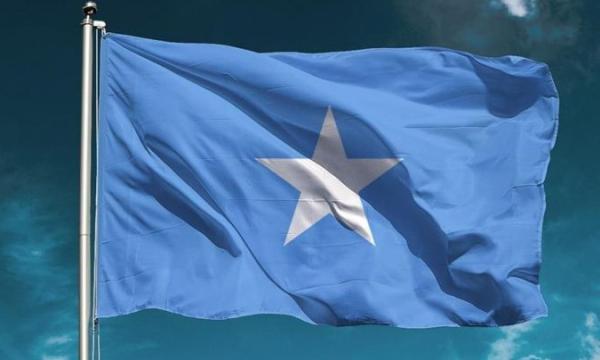 ما معنى ألوان علم الصومال؟