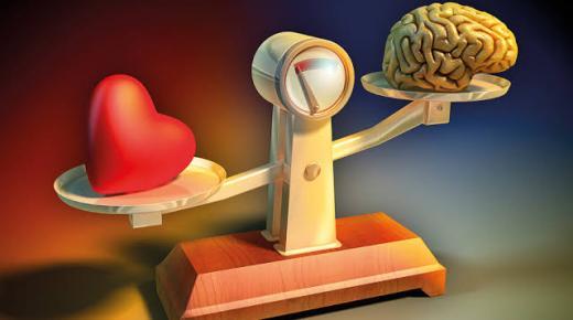 كيفية السيطرة على التناقضات بين العقل والقلب ؟