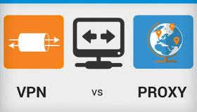 ما الفرق بين Proxy و شبكات VPN ؟