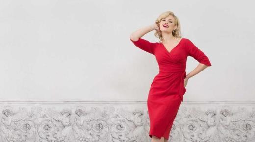 تفسير حلم رؤية الفستان الأحمر فى المنام