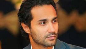 الفنان كريم فهمي
