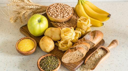 ما هى أطعمة الكربوهيدرات وفوائدها وأين توجد وما أضرارها؟