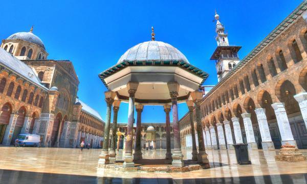 ماذا تعرف عن المسجد الأموي ؟