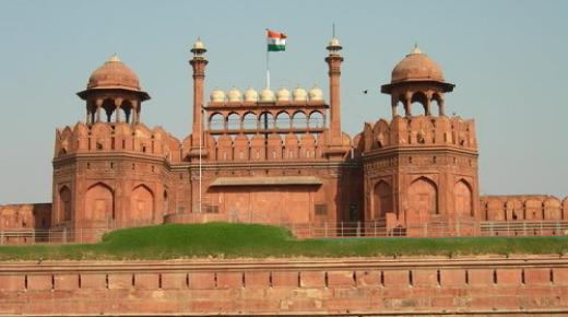 المعالم السياحية فى دلهي