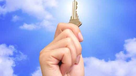 تفسير حلم رؤية المفتاح فى المنام