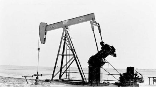 اكتشاف النفط في السعودية