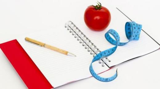 كيفية انقاص الوزن في يومين