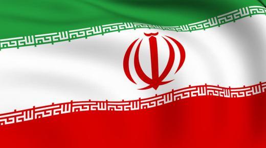ما معنى ألوان علم إيران؟