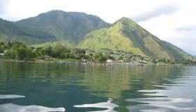 ماذا تعرف عن بحيرة توبا ؟