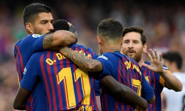 جدول مباريات برشلونة في شهر ديسمبر 2019 في الدوري الإسباني ودوي الأبطال