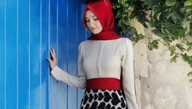 أحدث تصميمات بلوزات سوارية 2019 للمحجبات بالصور