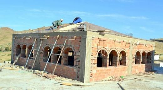 تفسير حلم رؤية بناء المسجد في المنام