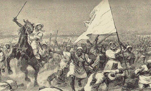 الثورة المهدية ومحاولات تأسيس دولة السودان