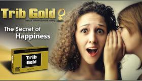 كبسولات تريب جولد Trib Gold لتقوية الانتصاب ومعالجة المشاكل الجنسية