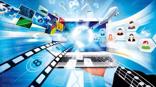 تعريف تقنية المعلومات ومجالات استخدامه