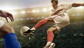 تمارين كرة القدم