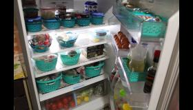 تنظيم الثلاجة بسهولة