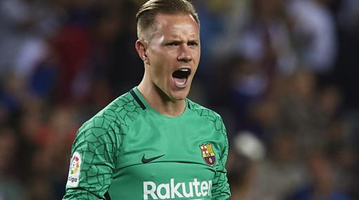من هو تير شتيغن حارس مرمي برشلونة الإسباني ومنتخب ألمانيا لكرة القدم؟
