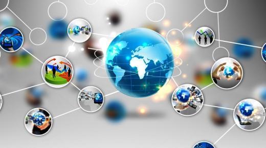 مجالات استخدام شبكة الإنترنت