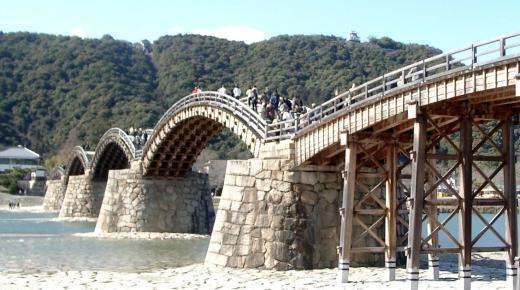 ماذا تعرف عن جسر ايواكوني؟