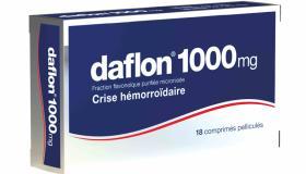 أقراص دافلون Daflon لعلاج البواسير والتهاب الأوعية الدموية