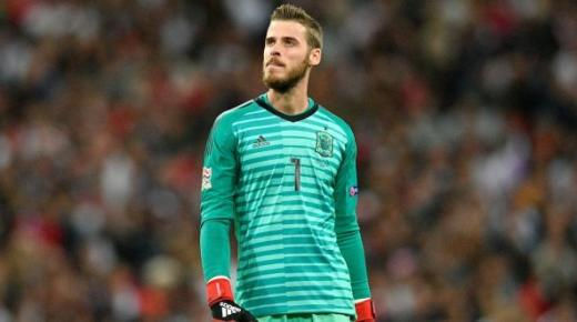 من هو دافيد دى خيا حارس مرمي مانشستر يونايتد الإنجليزي ومنتخب إسبانيا؟