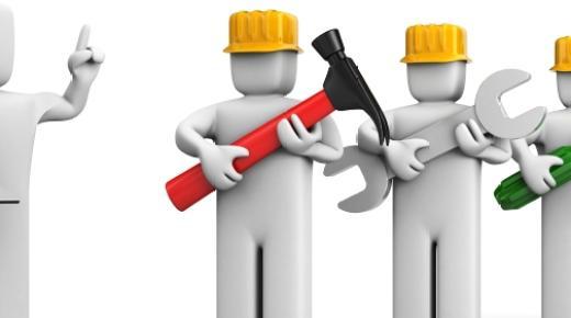 دراسة جدوى مشروع صيانة منزلية