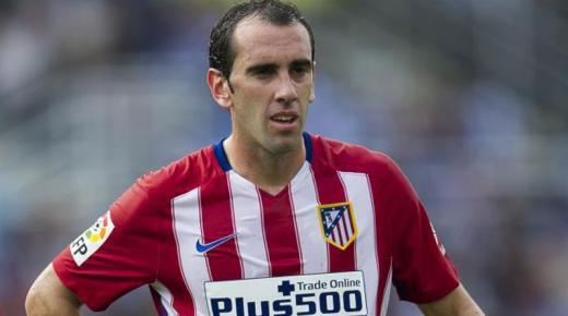 من هو دييغو جودين لاعب أتلتيكو مدريد الإسباني ومنتخب أوروغواي؟