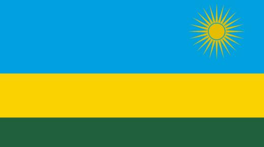 ما معنى ألوان علم رواندا ؟