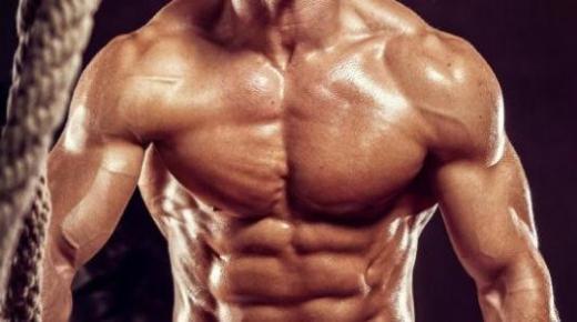 زيادة الكتلة العضلية وحرق الدهون
