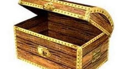 قصة سر الصندوق الخشبي الكبير