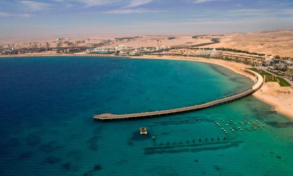 سهل حشيش .. عروس السياحة المصرية في الغردقة