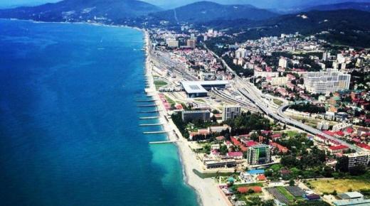 سوتشي .. لؤلؤة البحر الأسود