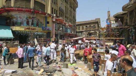 تاريخ سوق الموسكي وسط القاهرة