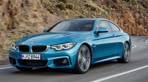 مواصفات وأسعار سيارة BMW 4 2019 النسخة الكوبية