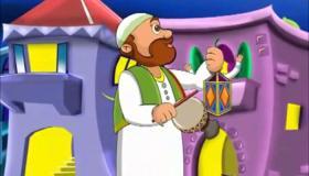 شخصية المسحراتي خلال شهر رمضان