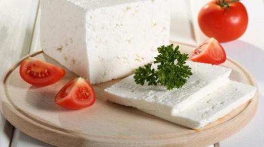صناعة الجبن الأبيض في المنزل