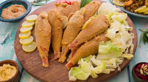 كيفية طبخ سمك السلطان إبراهيم بأكثر من وصفة