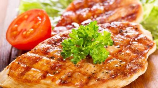 طبخ صدور الدجاج بطرق سريعة وسهلة