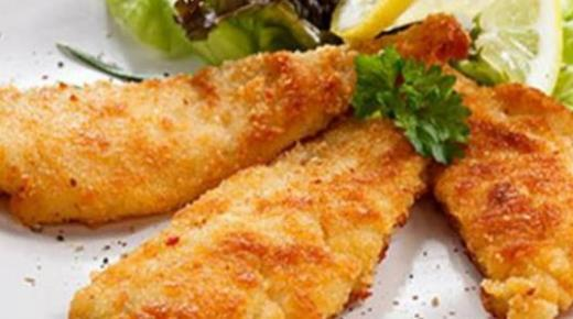 تحضير سمك الفيليه بأكثر من وصفة