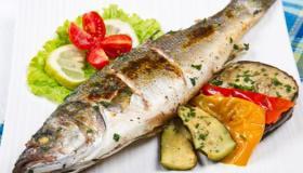 طريقة تتبيل السمك المقلي والمشوي
