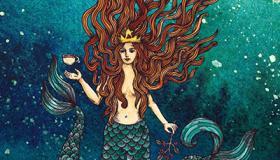 قصة ظهور حورية البحر
