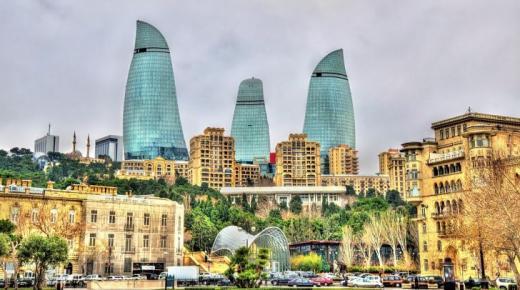 ما هي عاصمة أذربيجان ؟
