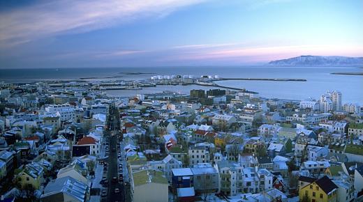 ما هي عاصمة أيسلندا ؟