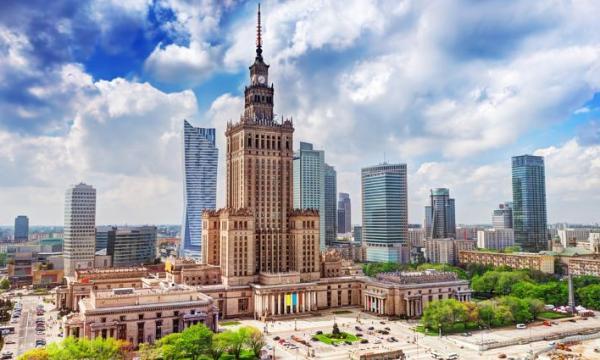 ما هي عاصمة بولندا ؟
