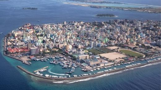 ما هي عاصمة جزر المالديف ؟