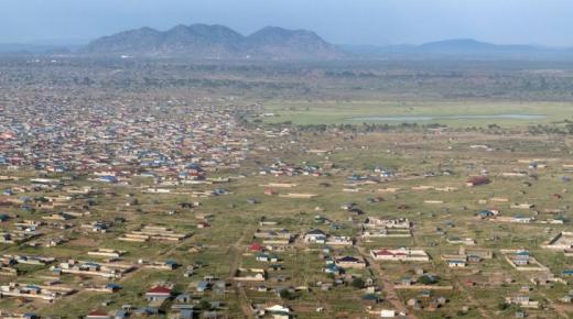 ما هي عاصمة جنوب السودان ؟