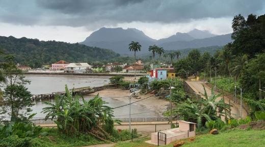ما هي عاصمة ساو تومي وبرينسيبي ؟
