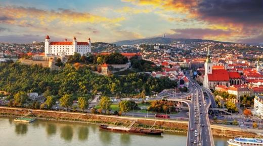 ما هي عاصمة سلوفاكيا ؟
